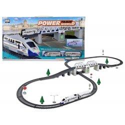 Elektrinė traukinuko trasa 366 cm