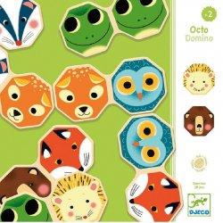 Djeco medinis žaidimas - Octo domino