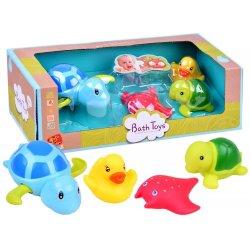 Spalvingas vonios žaislų rinkinys
