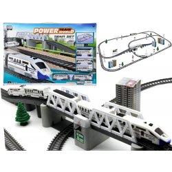 Traukinuko rinkinys su priedais 914 cm