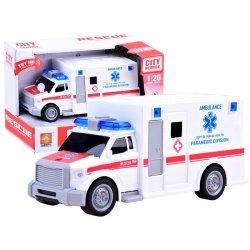 Vaikiškas greitosios pagalbos automobilis
