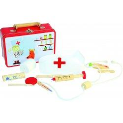 Vaikams skirtas gydytojo lagaminėlis - rinkinys
