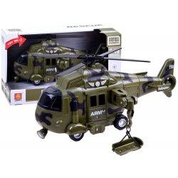 Armijos sraigtarsparnis su garsais