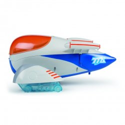 Vaikiškas erdvėlaivis su priedais