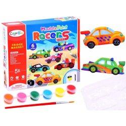 """6 magnetukų komplektas - """"Nuspalvink automobilį"""""""