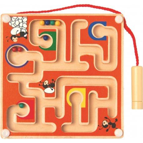 """Magnetiniz žaidimas """"Labirintas"""" 3+"""