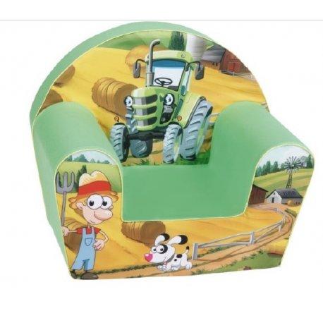 """Foteliukas """"Ūkis ir traktorius"""""""