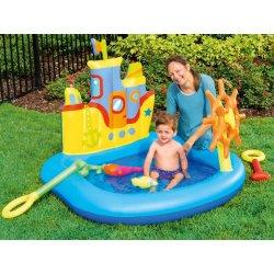 """Vaikiška pripučiama žaidimo aikštelė - baseinas """"Laivas"""""""