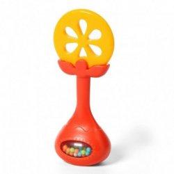 Kūdikių kramtukas su barškučiu - ARBŪZAS