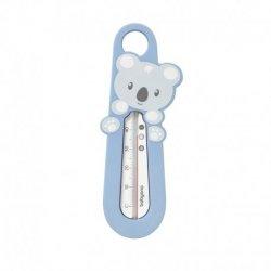 Mėlynas vonios termometras - koala