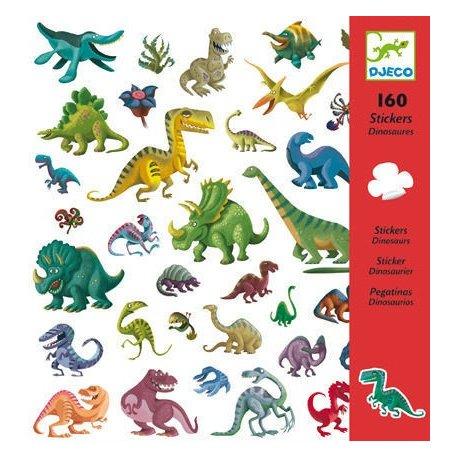 Djeco lipdukų kolekcija - dinozaurai