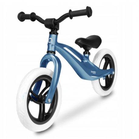 Metalinis balansinis dviratukas - Bart, mėlynas