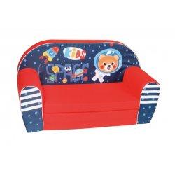 """Sofa vaikams - """"Kosmosas"""""""