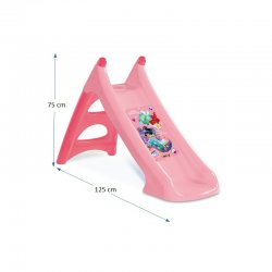 Rožinė čiuožykla - XS Disney