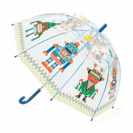 """Djeco vaikiškas skėtis """"Robotai"""""""