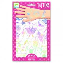 """Djeco laikinos tatuiruotės """"Lucky Charms"""""""