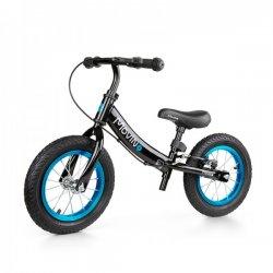 """Juodas balansinis dviratis - """"Adventure"""""""