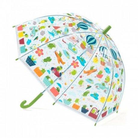 """Djeco vaikiškas skėtis """"Varlytės"""""""