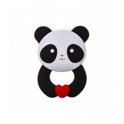 """Akuku silikoninis kramtukas """"Panda"""""""
