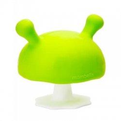 """Mombella silikoninis kramtukas """"Žalias grybukas"""""""