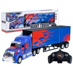 RC mėlynas sunkvežimis 27 MHz
