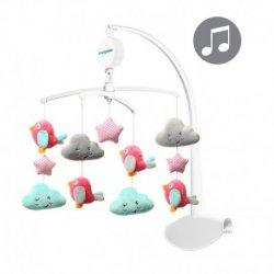 Paukščiukų ir debesėlių muzikinė karuselė