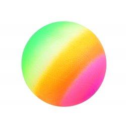 Ryškus spalvotas kamuolys 26 cm