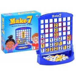 Puzzle žaidimas surinkite 7 taškus