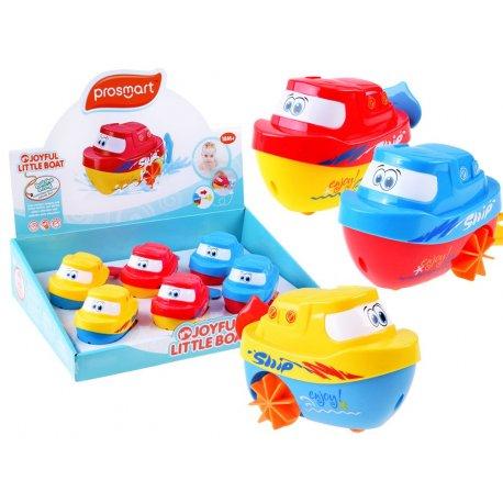 Vonios žaisliukas - Plaukiojantis laivas