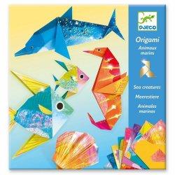 "Djeco origami ""Jūros gyvūnai"""