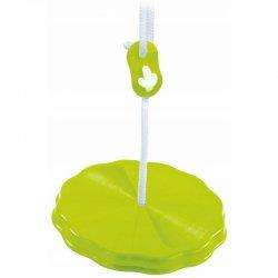 Žalia pakabinama sūpynė