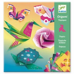 "Djeco origami ""Tropikai"""