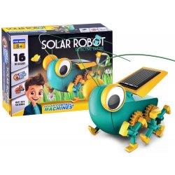 Saulės baterijos robotas - Bugsee