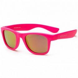 Koolsun Wave akiniai nuo saulės - rožiniai 1 -5 metų