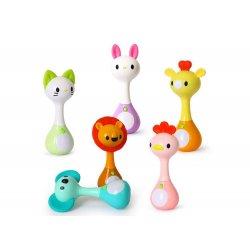 Šviečiantis kūdikių žaisliukas - Sonic
