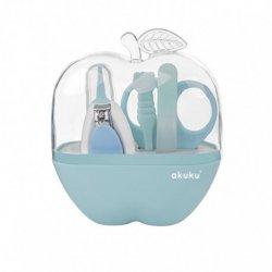 Kūdikių priežiūros rinkinys obuolio dėžutėje