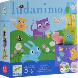 """Stalo žaidimas vaikams 3in1 """"Ludamino"""" 3+"""