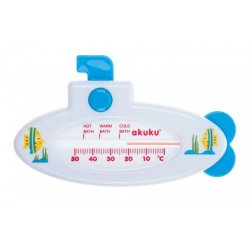 Baltas vandens termometras - Laivas