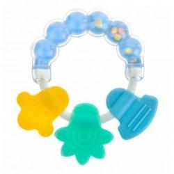 Žaisliukas - Barškutis su 3 kramtukais