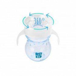 Neišsiliejanti gertuvė su dviem rankenėlėmis 360°