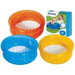 Mini vaikiškas baseinėlis su paminkštinimu