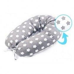 """Pilka maitinimo pagalvė - """"Žvaigždelės"""""""