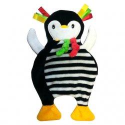 """Sensorinis žaisliukas - """"Pingvinas"""""""