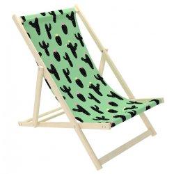 """Žalsvas paplūdimio gultas - """"Kaktusai"""""""