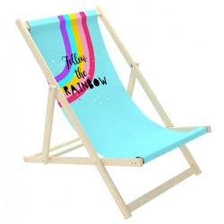 """Paplūdimio gultas - """"Rainbow"""""""