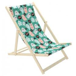 """Paplūdimio kėdė - """"Baubai"""""""
