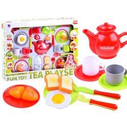 """Vaikiškas arbatos komplektas - """"Pusryčiai"""""""