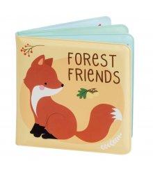 """Knygelė tinkanti naudoti vandenyje - """"Miško draugai"""""""