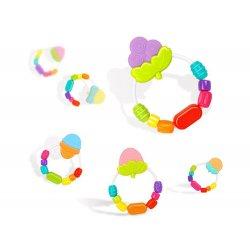 Apyrankės formos žaisliukas - kramtukas