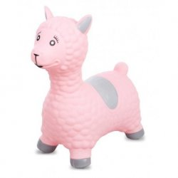 """Rožinis šokliukas - """"Lama"""""""